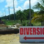 Way of diversion